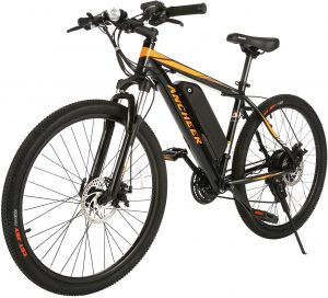 ANCHEER Sunshine Electric Mountain Bike