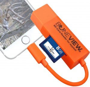 BoneView SD Card Reader