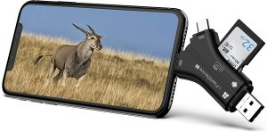 Campark Trail Camera Viewer