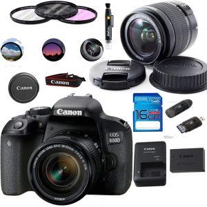 Canon EOS Rebel T7i EOS 800D
