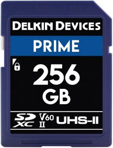 Delkin Devices Prime