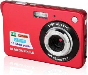 """GordVe 2.7"""" Digital Camera"""