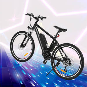 Kemanner Electric Mountain Bike