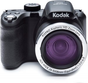 Kodak – PIXPRO AZ421-BK Zoom Digital Camera
