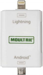 Moultrie Trail Camera SD Card Reader