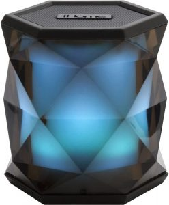 iHome iBT68 Color Changing Bluetooth Wireless Speaker